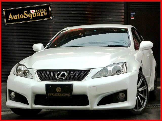 Lexus IS F Base